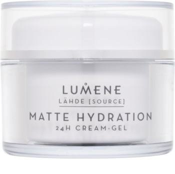 Lumene Lähde [Source of Hydratation] matujúci hydratačný krém - gél 24h
